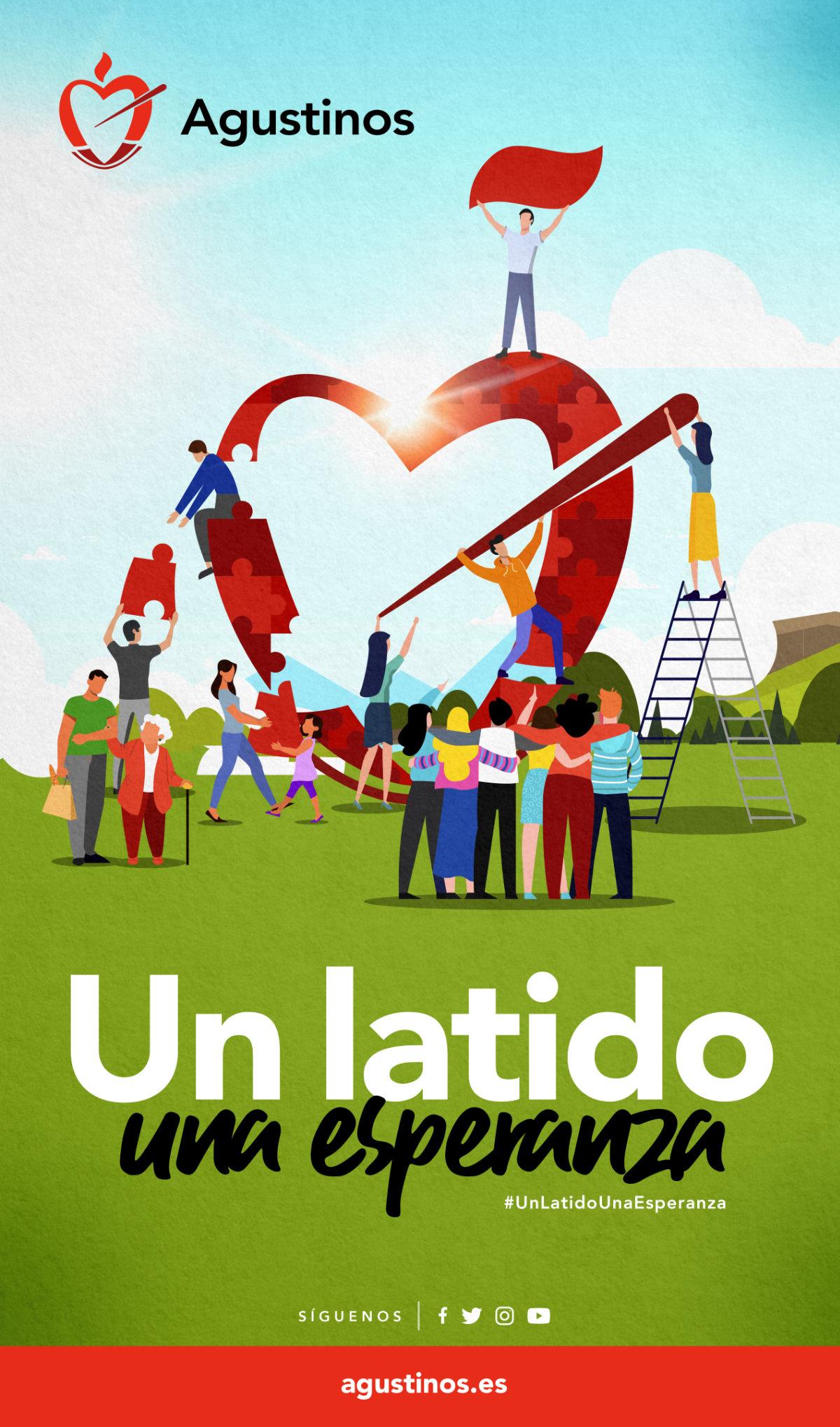 Cartel Agustinos 2020-2021